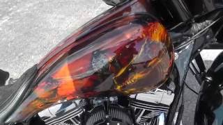 3. 660950 - 2002 Harley Davidson Electra Glide Classic FLHTC - Used Motorcycle For Sale