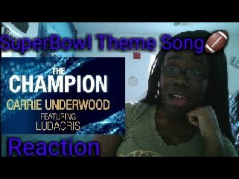 Video Carrie Underwood Feat. Ludacris~ Champion (Audio) REACTION download in MP3, 3GP, MP4, WEBM, AVI, FLV January 2017