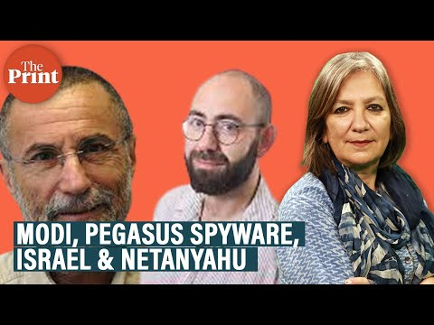 'Pegasus spyware on India phones showed up after PM Modi visited Israel in July 2017'