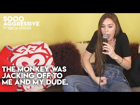 SA. 27 - Vanessa Solo - The Monkey was Jacking Off to Me and my Dude!