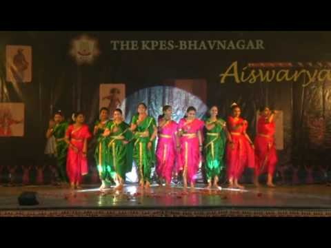Video Best Group dance (2016) K.P.E.S. Collage Bhavnagar Marathi Lavani choreography by James sir download in MP3, 3GP, MP4, WEBM, AVI, FLV January 2017