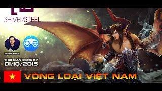 [ShiversSteel Vainglory] Bốc thăm vòng loại Việt Nam, tin công nghệ, công nghệ mới