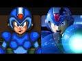 Evolution Of Mega Man X Games 1993 2018