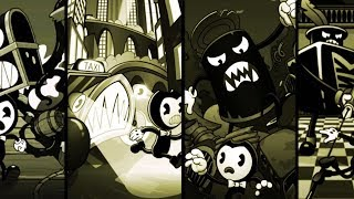 BENDY NIGHTMARE RUN FULL GAME