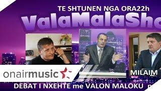 Të Shtunën Në ValamalaSHOW - Valon Maloku, Nazim Bllaca, Milaim Zeka