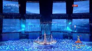 Silk Road of the Sea – a great stage performance