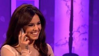 Cheryl Cole - Alan Carr Chatty Man - 12/10/12