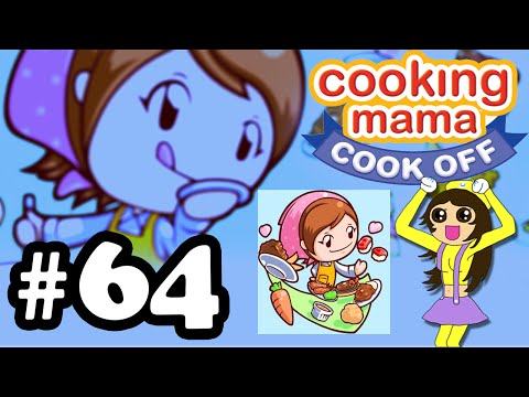 Let's Play Cooking Mama Cook Off #64 Friends & Food Of The World: Chinese