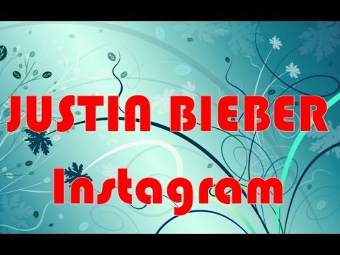 Justin Bieber Instagram Video Compilation 2014