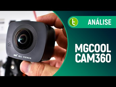 Análise: MGCOOL Cam360 (EleCam 360)  Review do TudoCelular