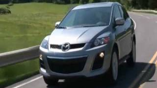 2010 Mazda CX7 Review By Auto Critic Steve Hausser, Presented By Maple Shade Mazda.