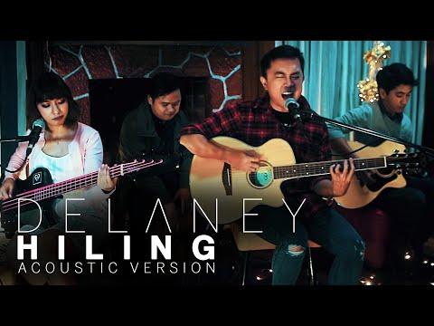 DELANEY - Hiling (Live Acoustic Performance)