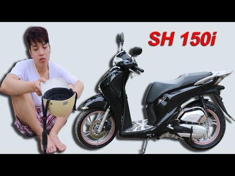 NTN - Đi Ăn Xin Mua Siêu Xe ( SH 150i 2017 ) (видео)