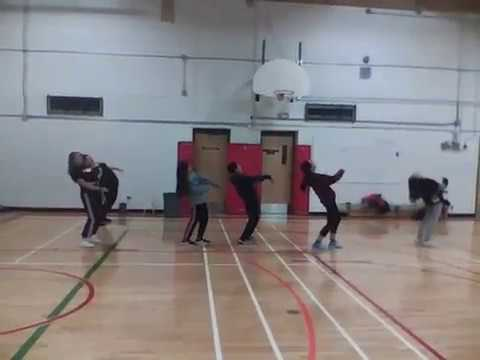 Thinkin' Bout You- By Ciara I StreetDance Choreography By #PandastictheDancer #DifiniMinis