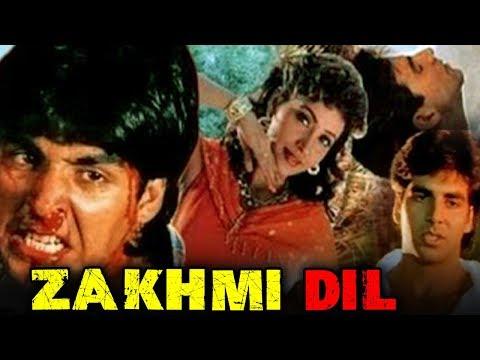 Video Zakhmi Dil (1994) Full Hindi Movie   Akshay Kumar, Ashwini Bhave, Ravi Kishan, Moon Moon Sen download in MP3, 3GP, MP4, WEBM, AVI, FLV January 2017
