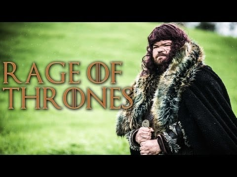 The Axis of Awesome - Rage of Thrones