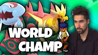 TEACHING THE WORLD CHAMP SINGLES POKÉMON SWORD AND SHIELD by Thunder Blunder 777