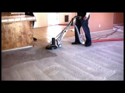 A.S.A.P. Carpet Cleaning  use's the Rotvac 360