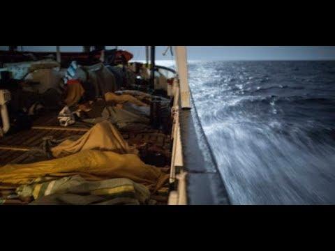 FLÜCHTLINGE: Streit zwischen Italien und Malta weg ...