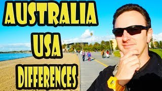 Australia vs USA: 20 Differences
