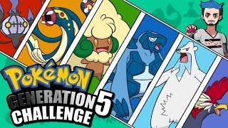 GENERATION 5 CHALLENGE | Pokémon Unova Naming Challenge by Ace Trainer Liam