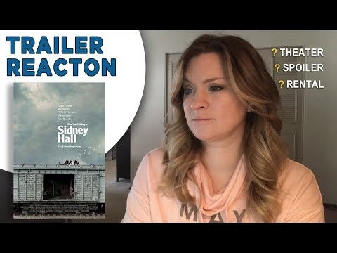 The Vanishing of Sidney Hall - TRAILER REACTION