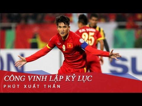 CÔNG VINH TỎA SÁNG, VIỆT NAM THẮNG TRẬN RA QUÂN AFF CUP 2016