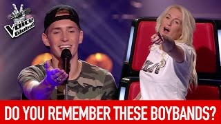 Video BEST BOYBAND songs on The Voice | The Voice Global MP3, 3GP, MP4, WEBM, AVI, FLV Juli 2018