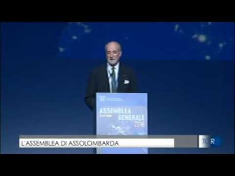 Assemblea generale 2016 – Servizio Rai 3 – TGR Lombardia