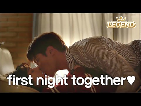 [1Click Scene] ChoiDaniel & BaekJinhee's first night together♥ (BUT...) (Jugglers Ep.12)