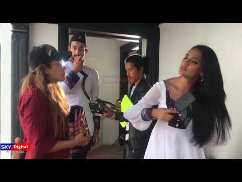 (Changachet Movie Song (Shooting Making )Priyanka karki Ft Aayushman Joshi 2018 - Duration: 7 minutes, 21 seconds.)