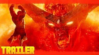 Thor 3: Ragnarok (2017) Nuevo Tráiler Oficial #2 Español 27 de octubre de 2017 Asgard se encuentra en manos de una poderosa amenaza, la despiadada y ...