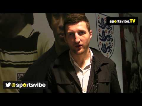 Carl Froch Talks About His Rematch With George Groves At Wembley