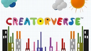 Creatorverse: A Fun Drawing Sandbox Game With Physics From Linden Lab  - Game Trailer