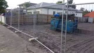 Family Owned & Operated - ANAJAK Temp Fence Hire Melbourne