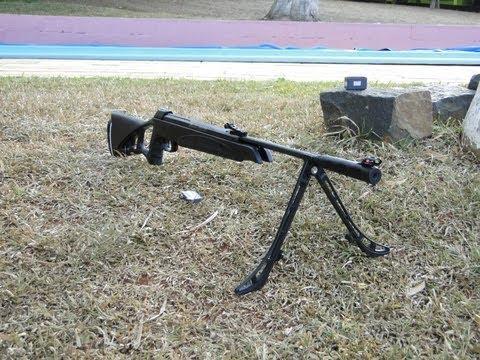 CBC Nitro Six Montenegro 6 mm. ( Cal. 236 ) - Tiro a longa distancia