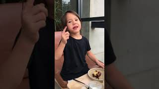 Video Mila's beautiful show Bonus: How to eat like a grown up MP3, 3GP, MP4, WEBM, AVI, FLV Desember 2018