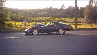 9. 1000 Horsepower Corvette