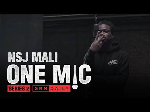 NSJ Mali – One Mic Freestyle | GRM Daily