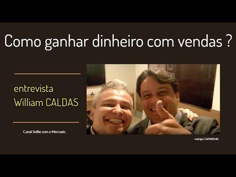 A voz do dinheiro - Palestrante William Caldas e Capanema