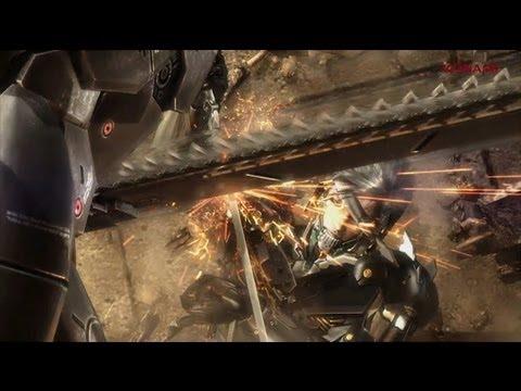 Metal Gear Rising: Revengeance - Bande-annonce de la gamescom 2012
