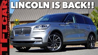 The 2020 Lincoln Aviator Resets The Bar With These Amazing Features and One That Blew Us Away! by The Fast Lane Car