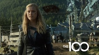 The 100 Season 2 Ending  Bellamy And Clarke   1080p Web Dl