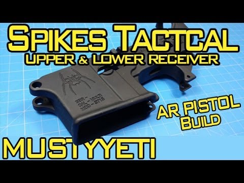 mustyyeti - My Facebook: https://www.facebook.com/MustyYetisTacticalHQ Today we are opening what is part two in my newest build, the AR pistol. In the first video I open...