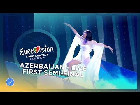 LIVE - first Semi-Final - Eurovision 2018