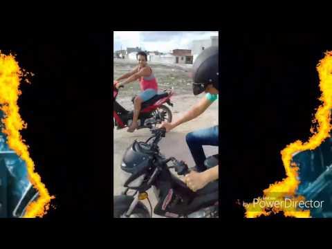 jonny hype 50cc vs shineray Phoenix adaptada