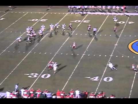 Butler football highlights vs Navarro, week one