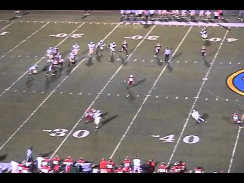 Butler football highlights vs Navarro, week one