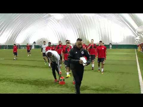 Video: TFC HQ: Training Camp Opens - January 24, 2017