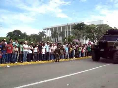 EJERCITO DE NICARAGUA parte 4